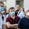 Кількість нових випадків коронавірусу в Україні трохи зросла