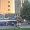 У Луцьку невідомий захопив автобус із заручниками