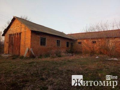 Скасовано аукціон із продажу майнового комплексу в Черняхівському районі