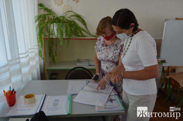 У Житомирі перевірили два дитсадка на дотримання протиепідемічних заходів