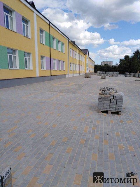 У Пулинах з 1 вересня учні підуть у відремонтовану школу. ФОТО