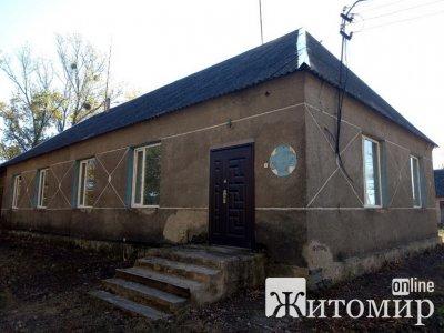 Вкотре оголошено аукціон на продаж будівлі ветлікарні в Радомишльському районі