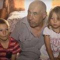 57-летний многодетный отец-одиночка: Дочка сказала о маме – нам эта тетя не нужна