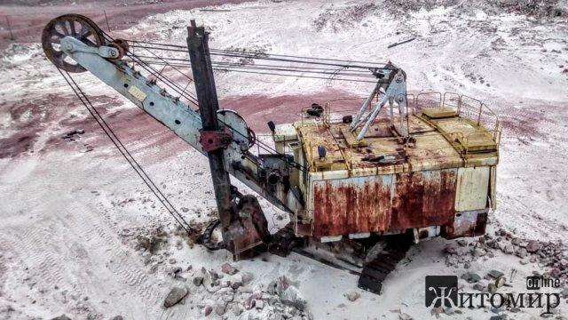 На Житомирщині з'явиться новий кар'єр, видобуватиме кварц. ФОТО