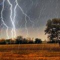 В Україні знову оголошено штормове попередження