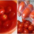 Гарний спосіб зберігання помідорів, за допомогою якого вони залишаються свіжими багато місяців