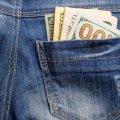 У Житомирі жінка вкрала 37 тис. грн, поки чоловік був без штанів