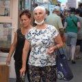 """Як у Житомирі на ринку """"Сімейному"""" дотримуються протиепідемічних заходів"""