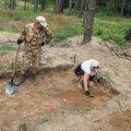 На Житомирщині археологи знайшли понад сто срібних денаріїв ІІ-ІІІ століття
