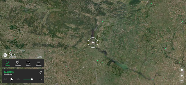 Яку із житомирських fm-станцій знають найбільше у світі?