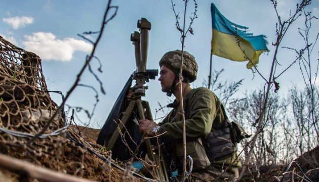 На Донбасі зафіксовані обстріли з боку Російської Федерації