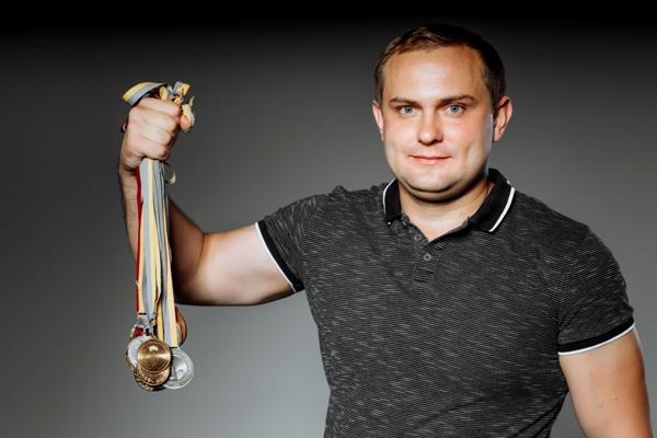 Чемпіон Василь Грибук: «Я хочу, щоб Житомир став сучасним і яскравим містом. І буду докладати максим ...