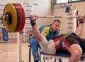Житомирські важкоатлети привезли 5 золотих медалей