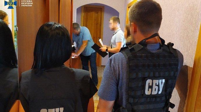 СБУ затримала колишнього військового, що закликав сепаратистів до бойових дій