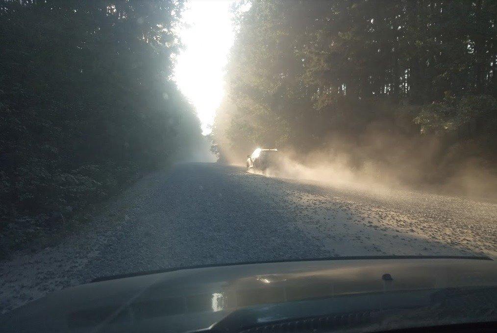 Мешканці Барашівки страждають від якості дорожного покриття, але влада їх не чує