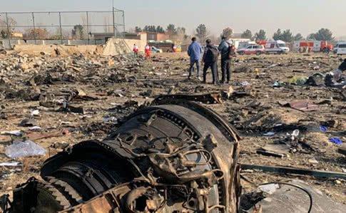 Іран не хоче платити МАУ за збитий літак