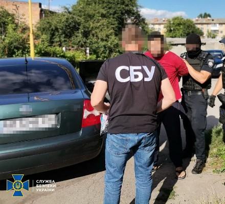 У Житомирі СБУ затримала учасника міжнародної терористичної організації «Ісламська держава». ФОТО