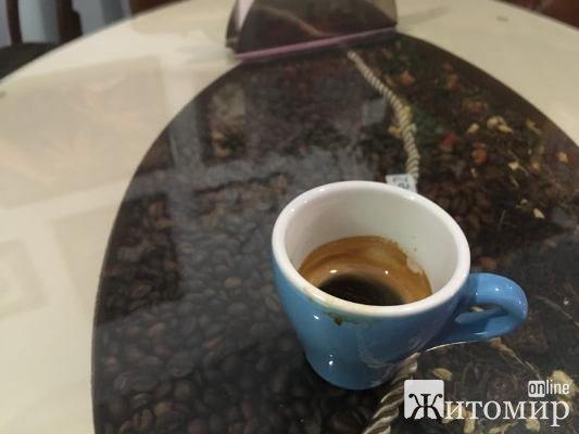 Завтра у житомирських гурманів кави свято. ФОТО