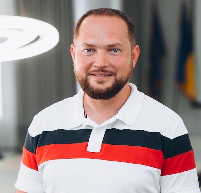 Віктор Євдокимов: З Днем Незалежності!