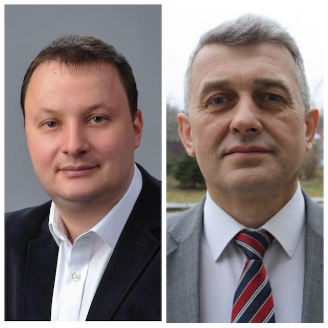 Скандал у житомирській обласній раді: пошарпалися два депутати