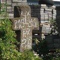 Камінний хрест 17 століття повернеться в історичний центр Житомира