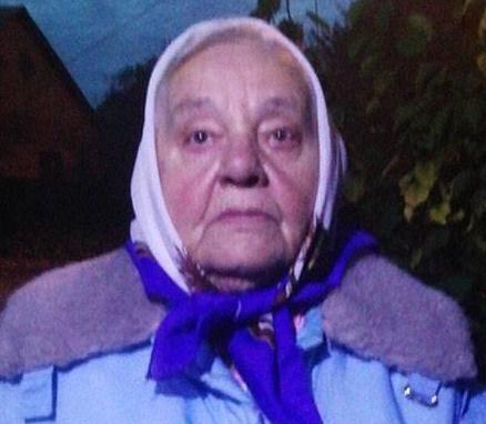 Поліція розшукує 81-річну бердичівлянку, яка тиждень тому пішла з дому та не повернулася