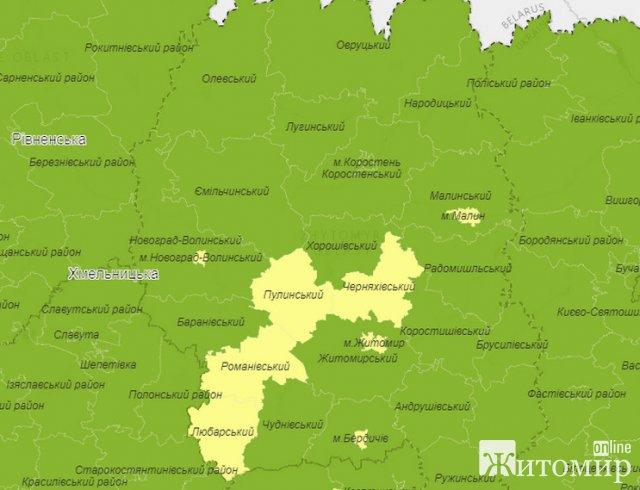 """Українців попередили про нові правила карантину з 1 серпня: Житомирська область поки в """"жовтій"""" зоні"""