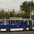 У Житомирі тролейбусний маршрут №4А продовжили до Паперової фабрики