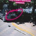 """У Житомирі """"крутелик"""" припаркував своє авто на доріжці для незрячих. ФОТО"""
