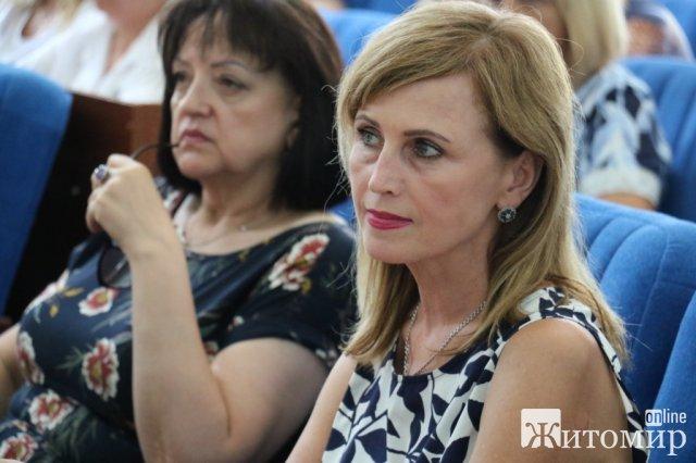 Мер Житомира зустрівся з директорами шкіл та обговорив початок навчання з 1 вересня. ФОТО
