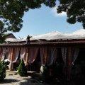 Житомирська область: рятувальники гасили покрівлю кафе