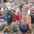 14 серпня у Свято-Михайлівському соборі Житомира відбудуться дві Божественні Літургії