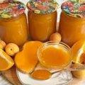 Абрикосовий джем з апельсинами, виходить такий смачний, що зимою з'їдається першим