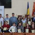 До Житомира приїхав заступник міністра, аби привітав учасників ЗНО, які отримали 200 балів
