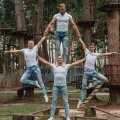 У Житомирі відкривається нова секція парно-групової акробатики