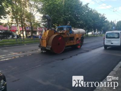 Дороги у Житомирі ремонтують для людей, чи для піару?! ФОТО.