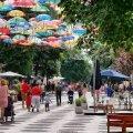 На вихідних в Житомирі буде хмарно, але тепло