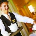 Обличчя закладу: правила поведінки офіціанта
