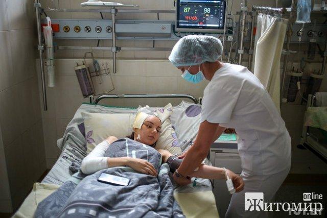 Избитые ОМОНом беларусы в больницах. Шокирующие ФОТО