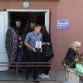 В Минске попрощались с погибшим на протестах на Пушкинской Александром Тарайковским