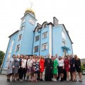 У Житомирі Свято-Михайлівський собор запрошує діток на навчання до недільної школи