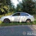 Неповнолітній обчистив автомобіль, поки господар був на городі