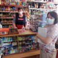 Фахівці Держпродспоживслужби перевірили на дотримання протиепідемічних заходів два магазини та кафе. ФОТО