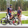 Триатлети з Житомира вибороли нагороди на міжнародних змаганнях