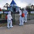 В Украине снова больше двух тысяч заболевших коронавирусом за сутки