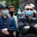 Коронавірус в Україні за добу підтвердили у 1799 осіб