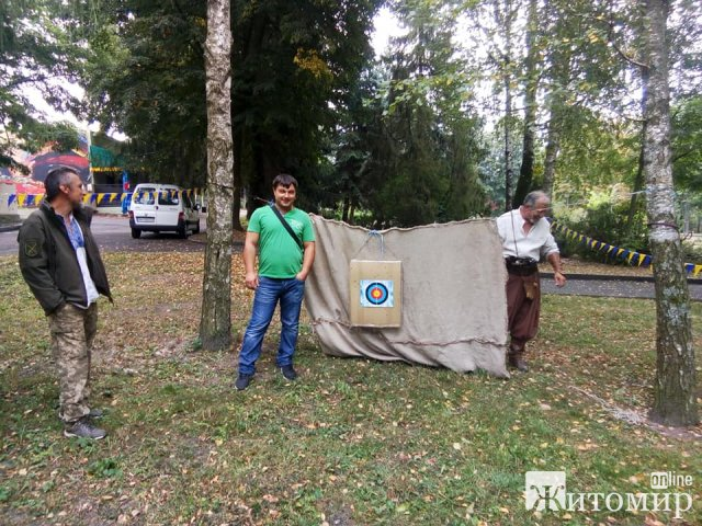 У Житомирі відбуваються заходи до Дня Незалежності. ФОТО