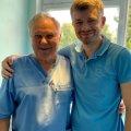 У Житомирі день народження святкує лікар-хірург Борис Мельник