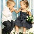 «История любви...» За что любит девочку в садике мальчик...