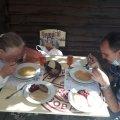 У Житомирі безоплатно харчують незахищених громадян. ФОТО
